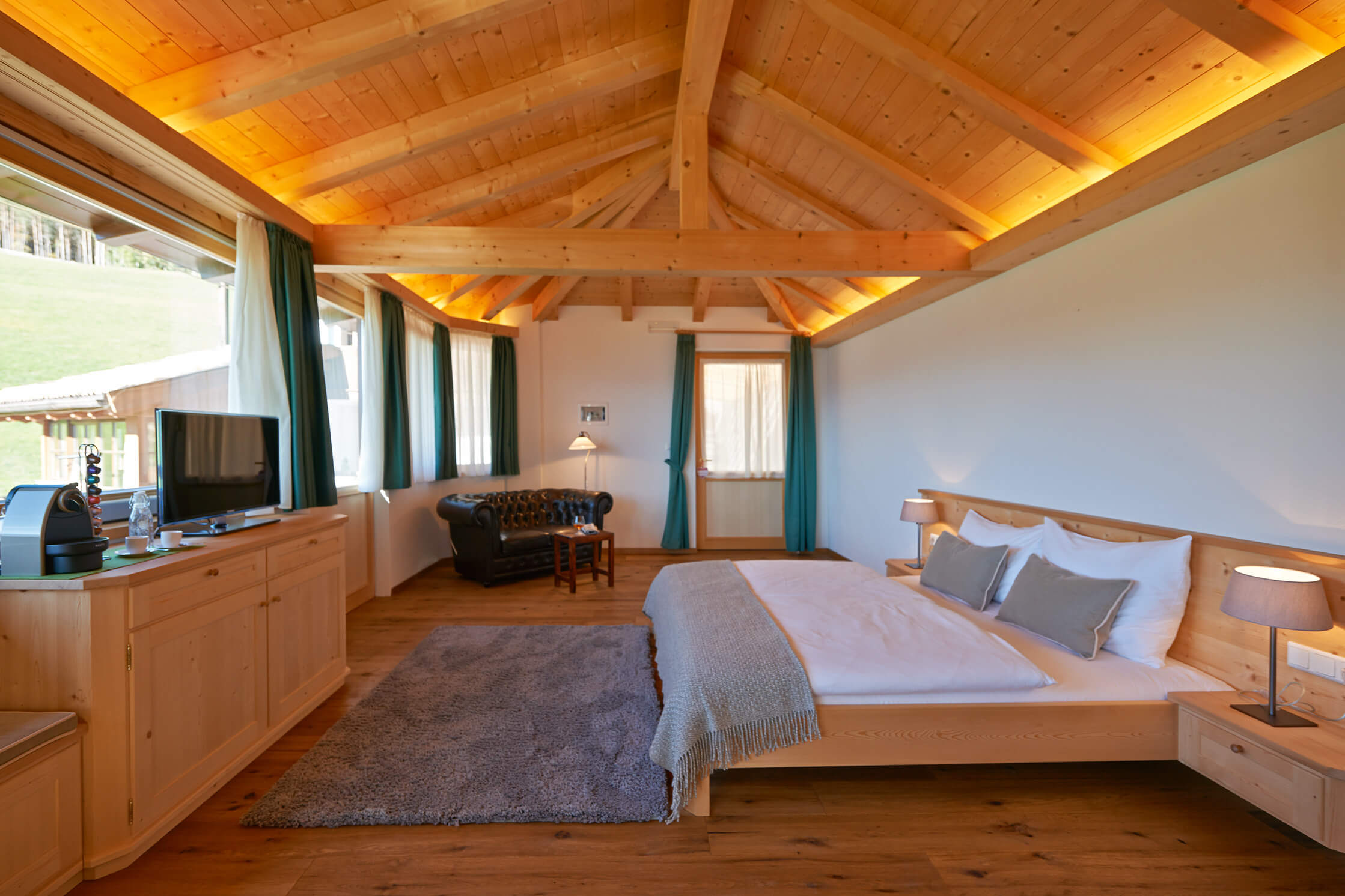 Affitto chalet in alto adige chalet grumer for In legge suite in affitto