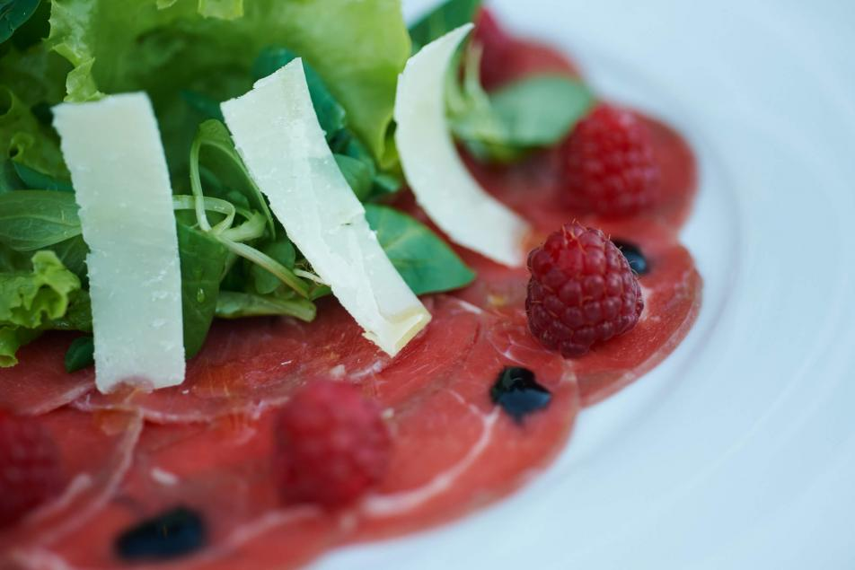 Gourmet cuisine multinational food for the right holiday for Cucina creativa