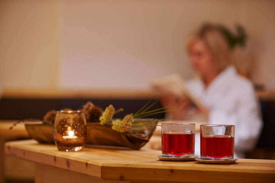 Spa Dolomiti Wellness Hotel Italy Time Out Relaxing Energy with Tea