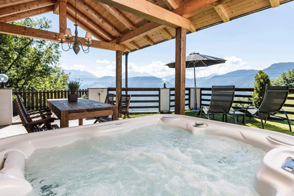 Suites with Jacuzzi