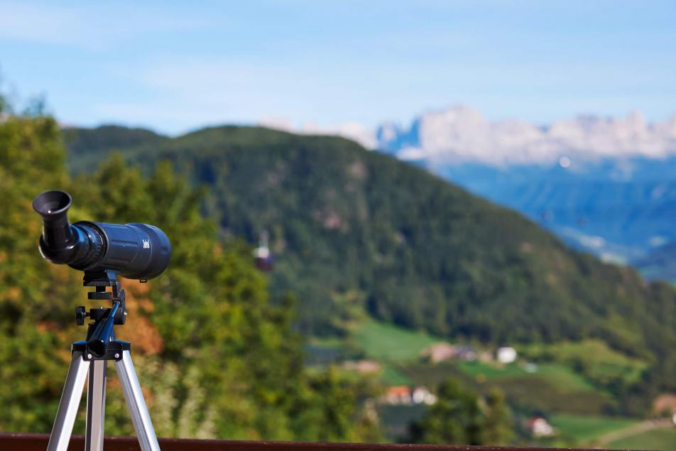 Season Opening in nature hotel in the Dolomites with dream Panorama