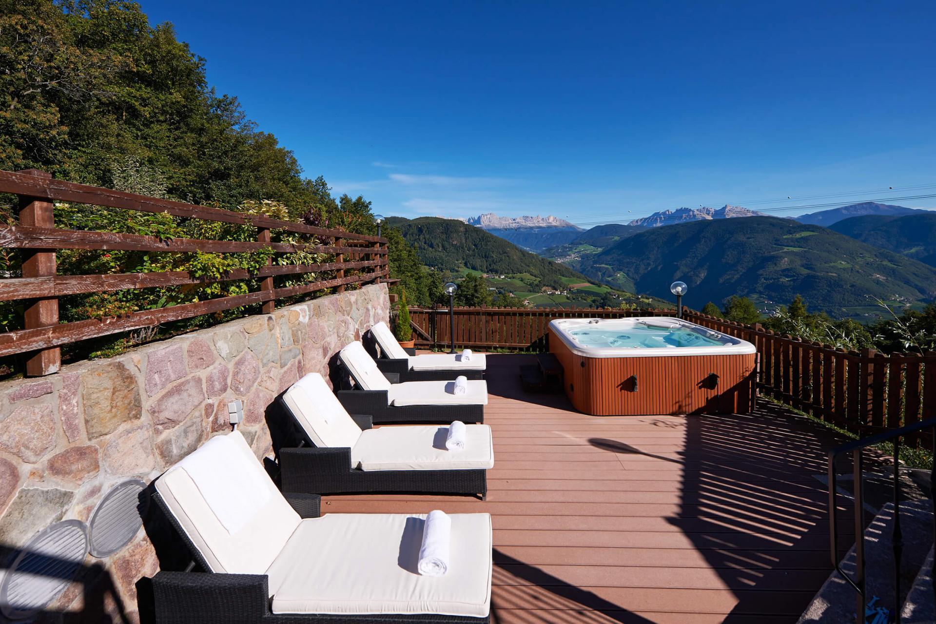 Eines der exklusivsten Chalets in Südtirol: Das Chalet Grumer