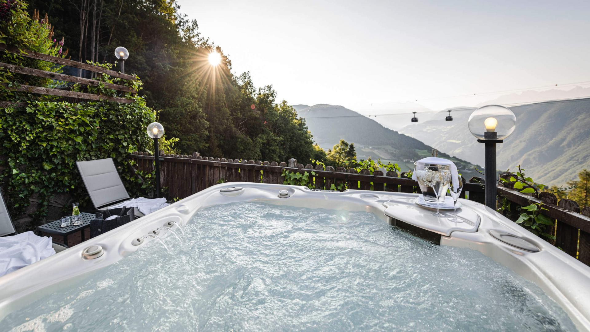 Chalet with pool in South Tyrol