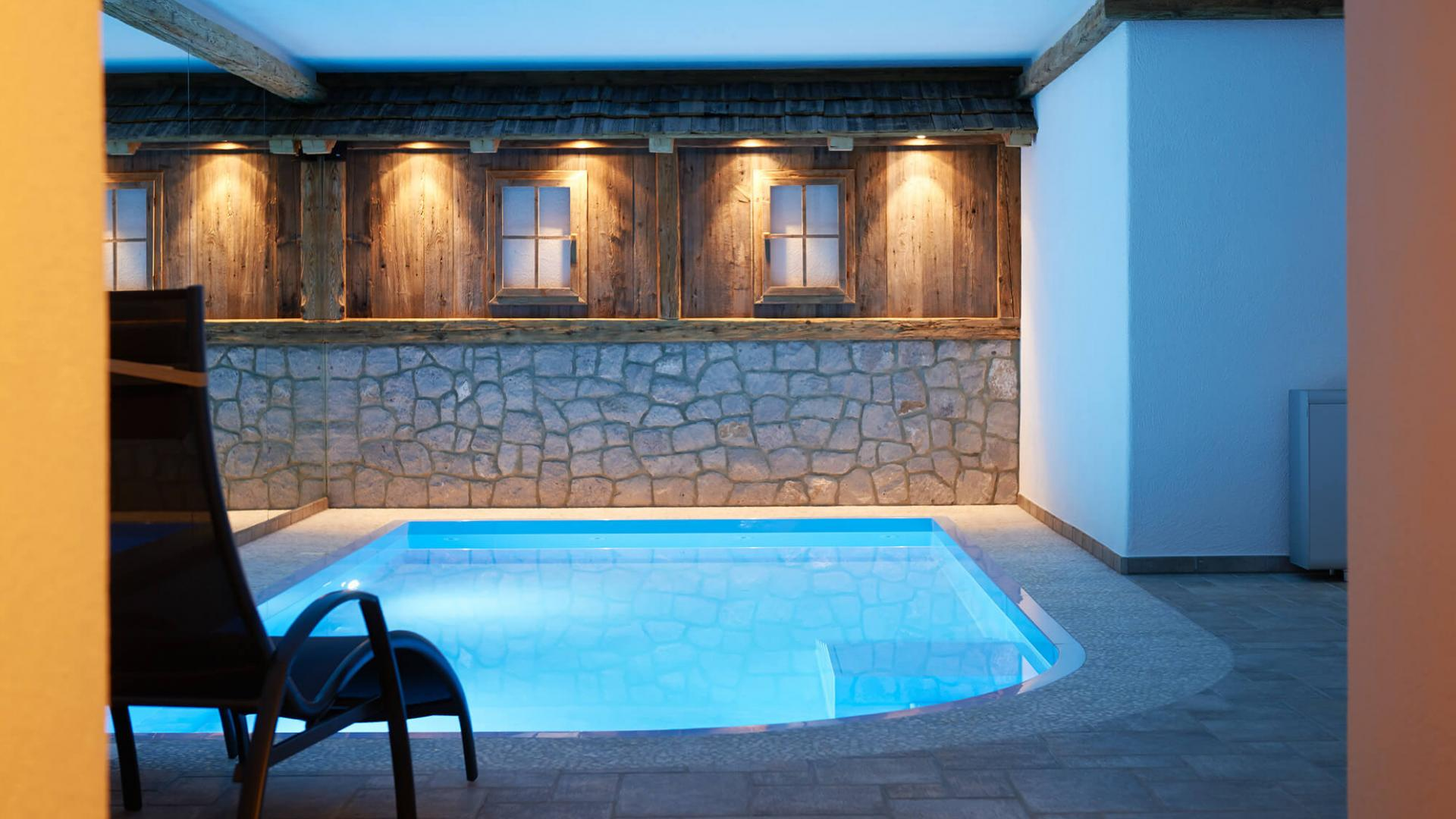 Chalet in montagna Spa e Wellness Alpino Relax