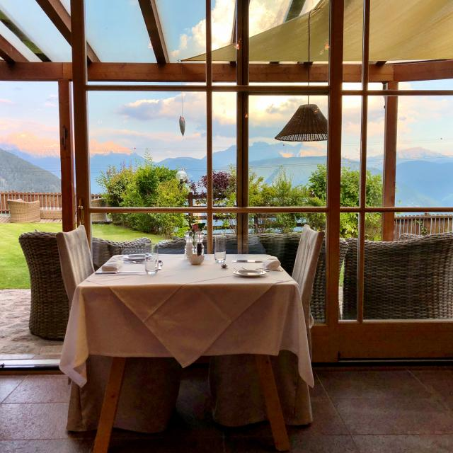 Alpine Dream Photo Chalet Boutique Hotel in South Tyrol with Panorama Restaurant in the Dolomites