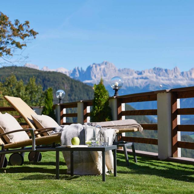 Catered Chalet Dream Holiday Home Dolomites Spa and Relax in the Garden
