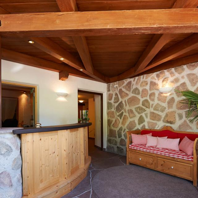 Exclusive Luxus Chalet in the Dolomites South Tyrol Reception and personal Concierge Service