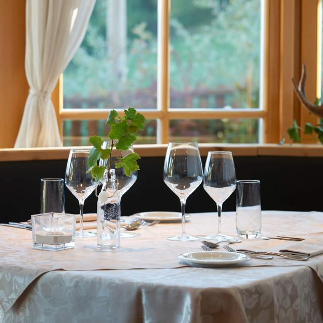 Gourmet Restaurant South Tyrol Chalet Grumer Friendly Atmosphere