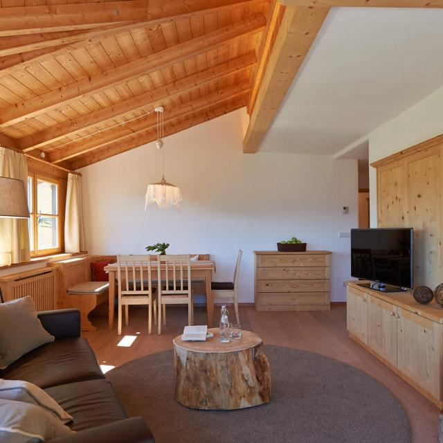 Superior Suite in the Boutique Hotel of South Tyrol Alpine Style Mounatain Feeling