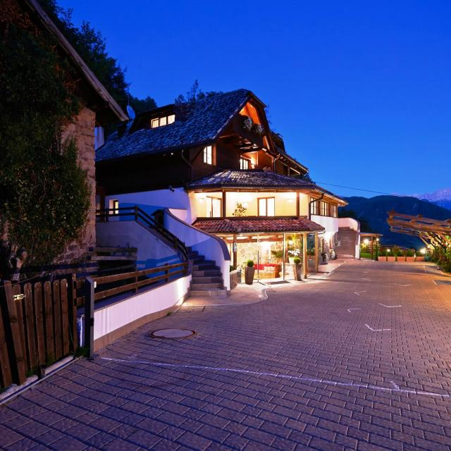 Boutique Hotel in South Tyrol Romantic Mountain Chalet in Italy