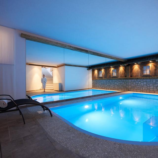 Spa Dolomiti Wellness Hotel Italy Indoor Activity Pool