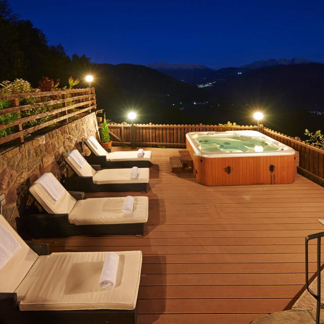 Wellness and Spa in South Tyrol Timeout in the Dolomites Mountain