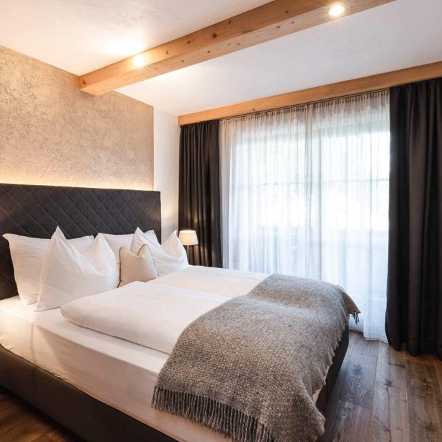 Dolomiti Suite bedroom