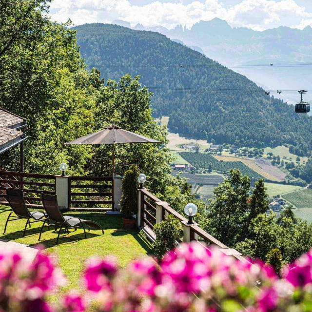 The view and you at Chalet Grumer