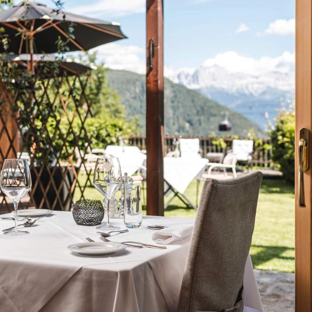 Panoramic Restaurant Chalet Grumer